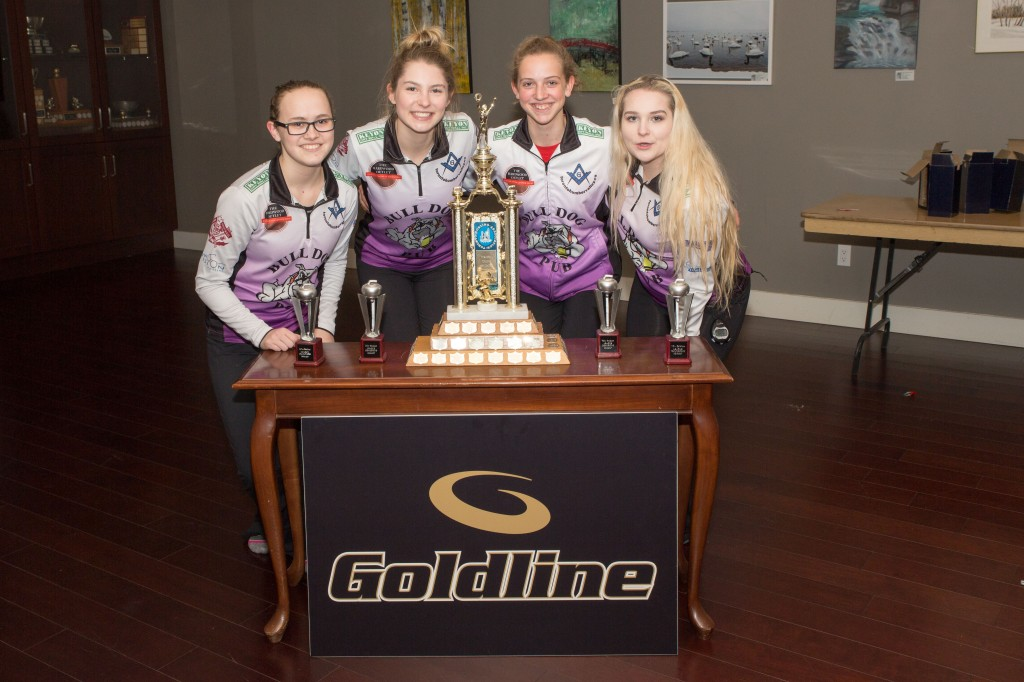 Goldline Winners Photo 2016-2017